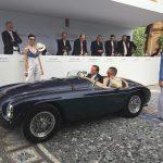 Ferrari 166 MM Villa d'Este