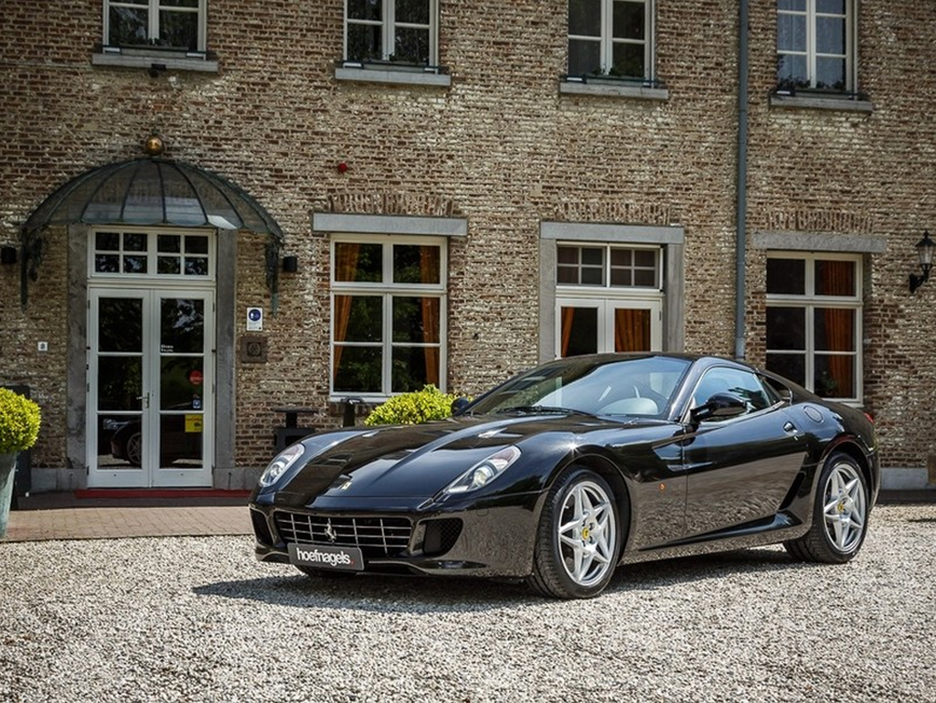 Rare Ferrari 599 GTB For Sale in Europe - GTspirit