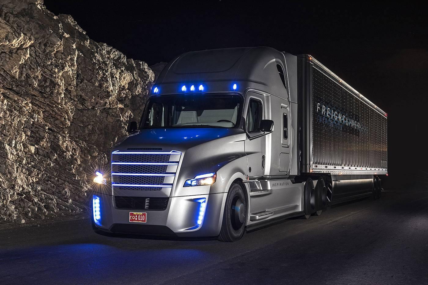 freightliner trucks interior. freightliner inspiration truck interior at night trucks