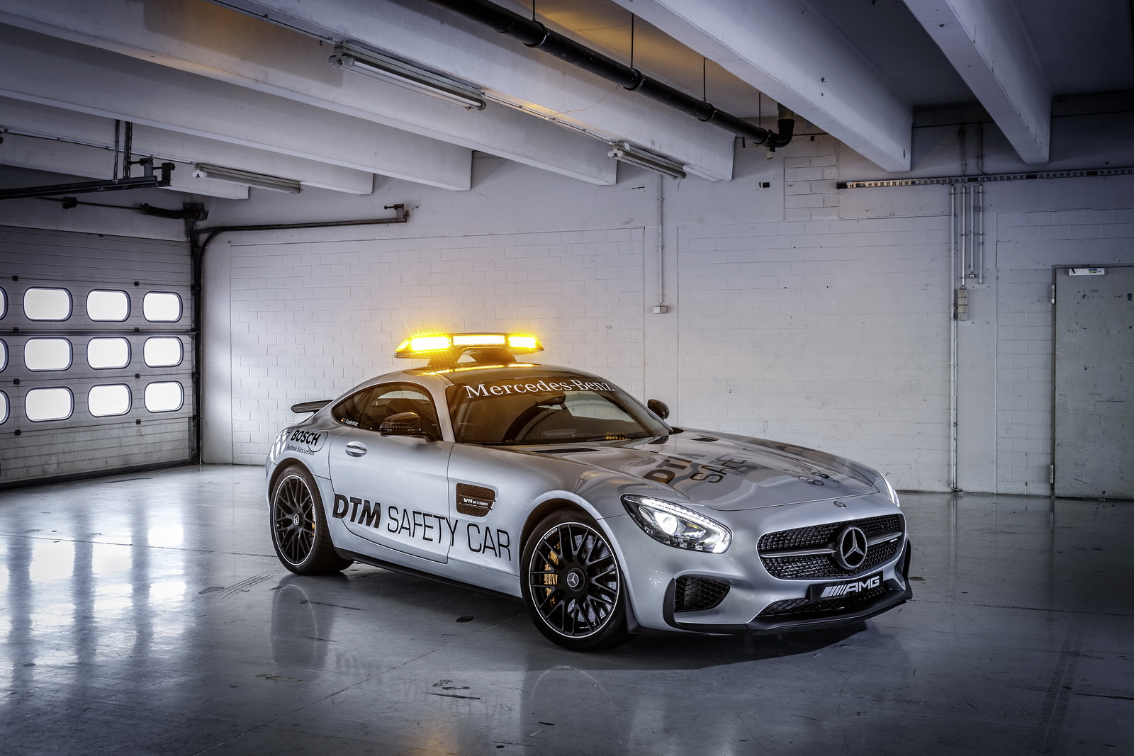 mercedes-amg gt s unveiled as dtm safety car - gtspirit