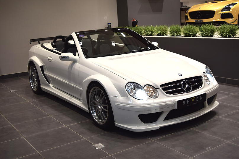 Mercedes Clk  Convertible A Vendre