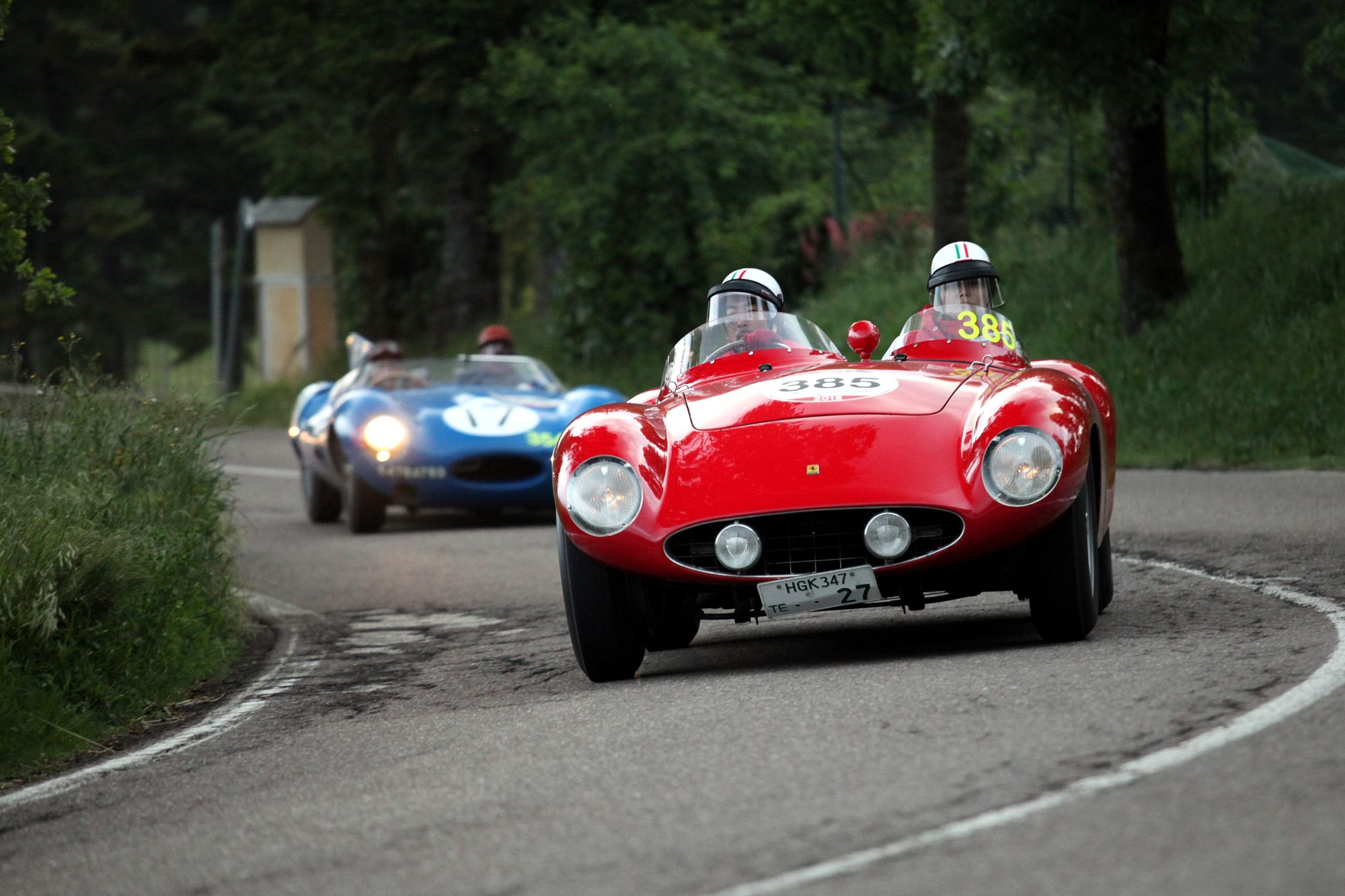 Top 10 Mille Miglia 2015 Highlights - GTspirit