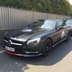 Mille Miglia 2015 Mercedes-Benz SL 417 Mille Miglia
