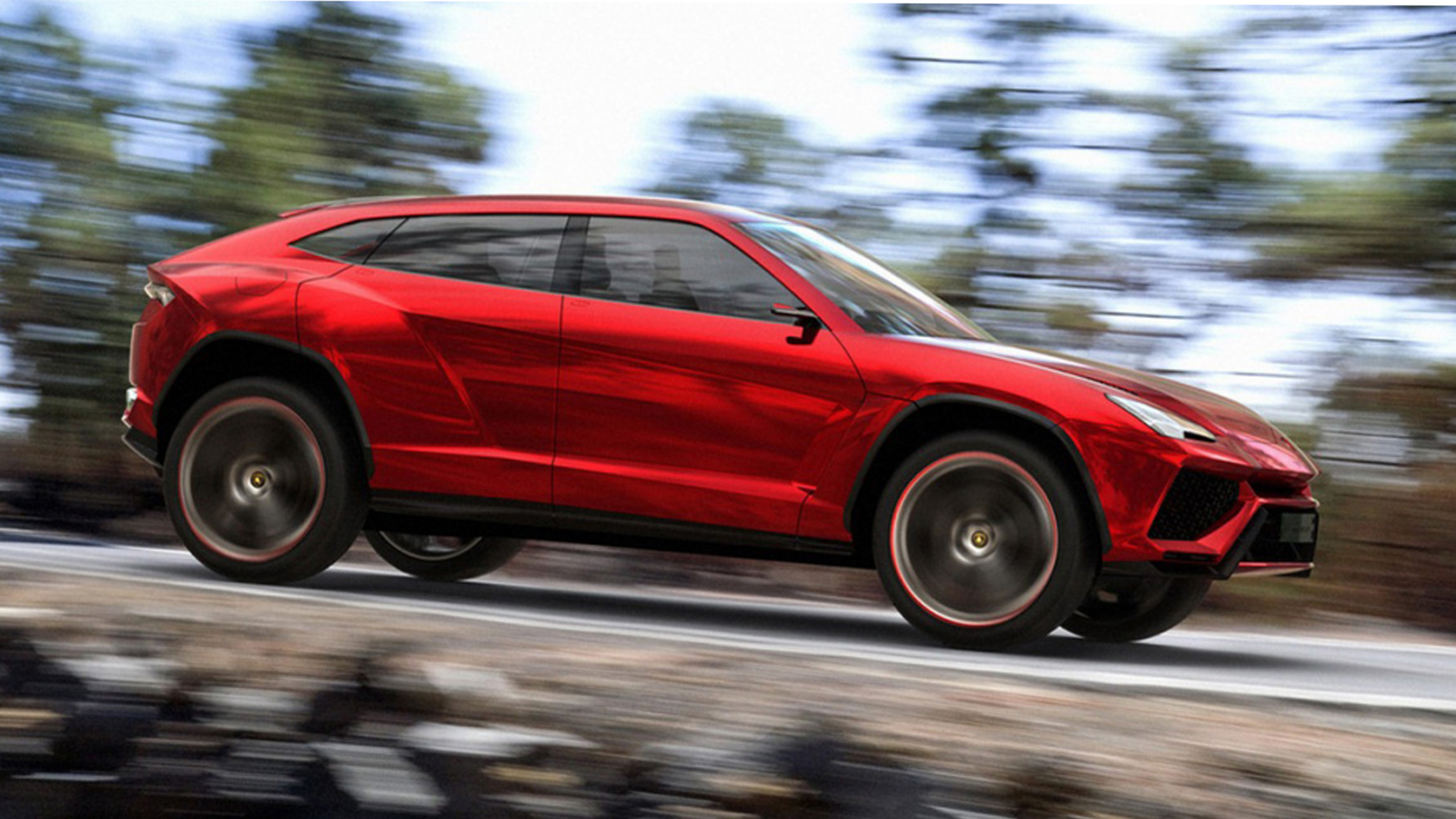 lamborghini's v8 twin-turbo will only be used in the urus suv - gtspirit