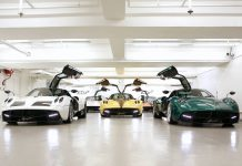 Meet Hong Kong's Finest Pagani Zonda's and Huayra's