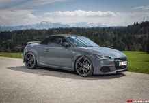 Official: 2016 ABT Audi TT Roadster