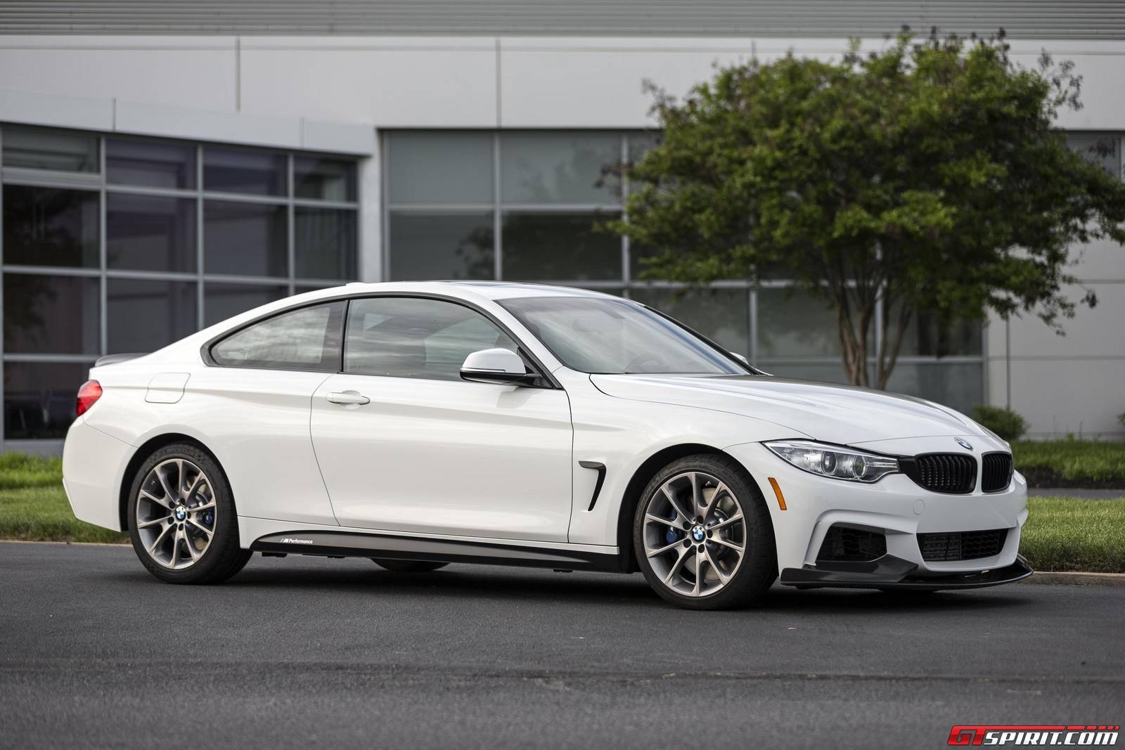 Official 2016 Bmw 435i Zhp Coupe Edition Gtspirit