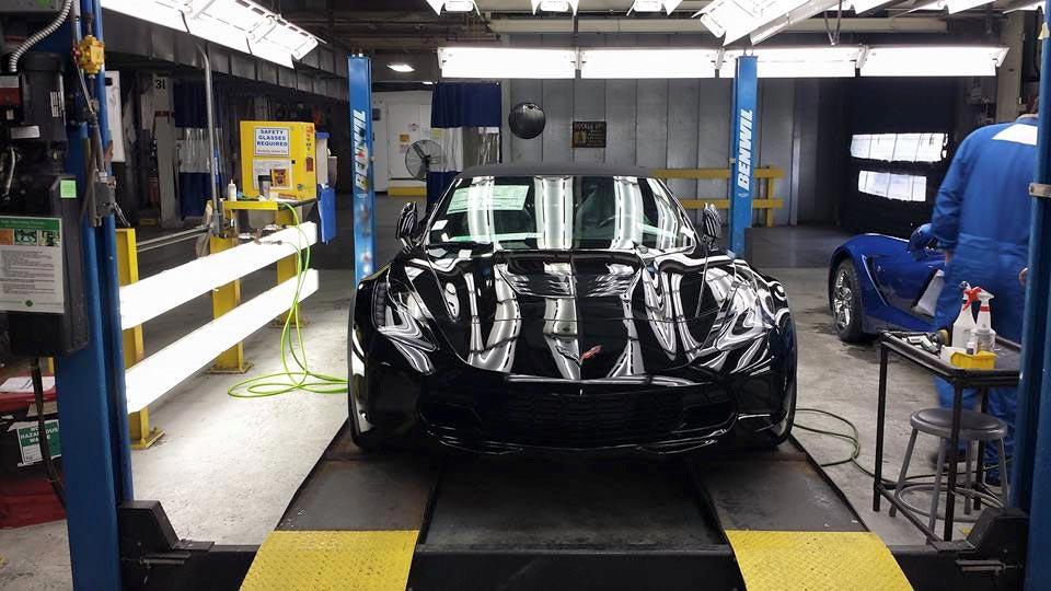 General Motors Ceo Mary Barra Orders Corvette Z06