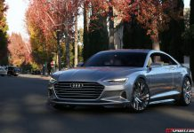 Next-gen Audi A7 previewed