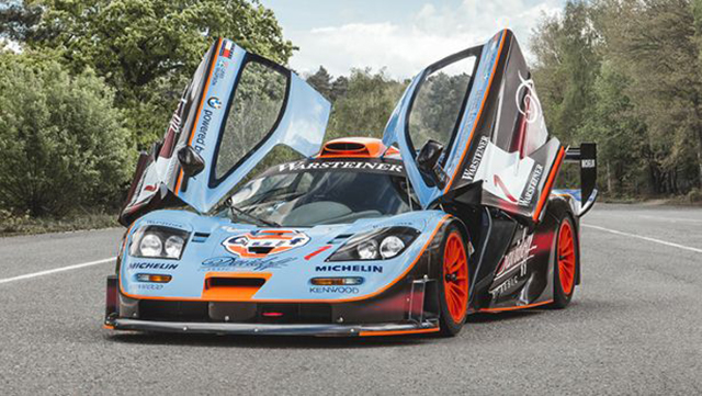 Rare 1997 McLaren F1 GTR Longtail For Sale - GTspirit
