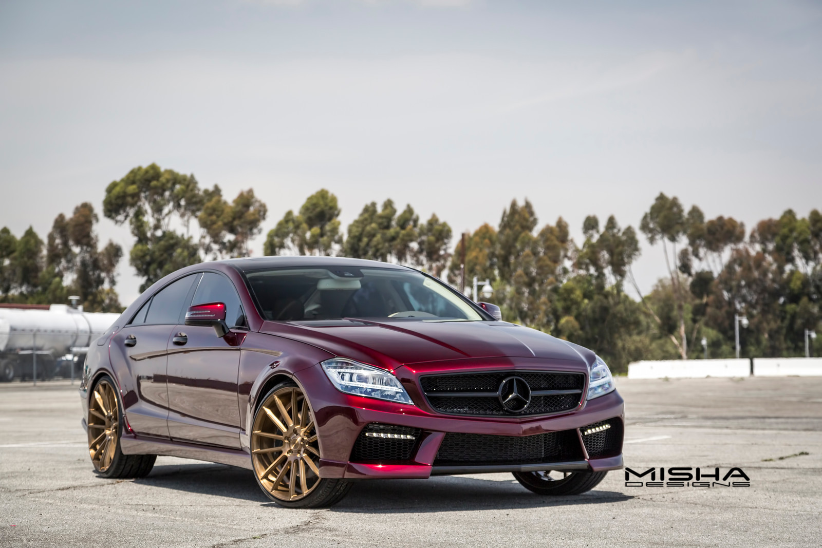 Official mercedes benz cls by misha designs gtspirit for Cls home
