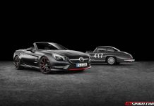 2015 Mercedes-Benz SL 417 Mille Miglia Edition
