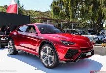 Italian government Lamborghini Urus incentives