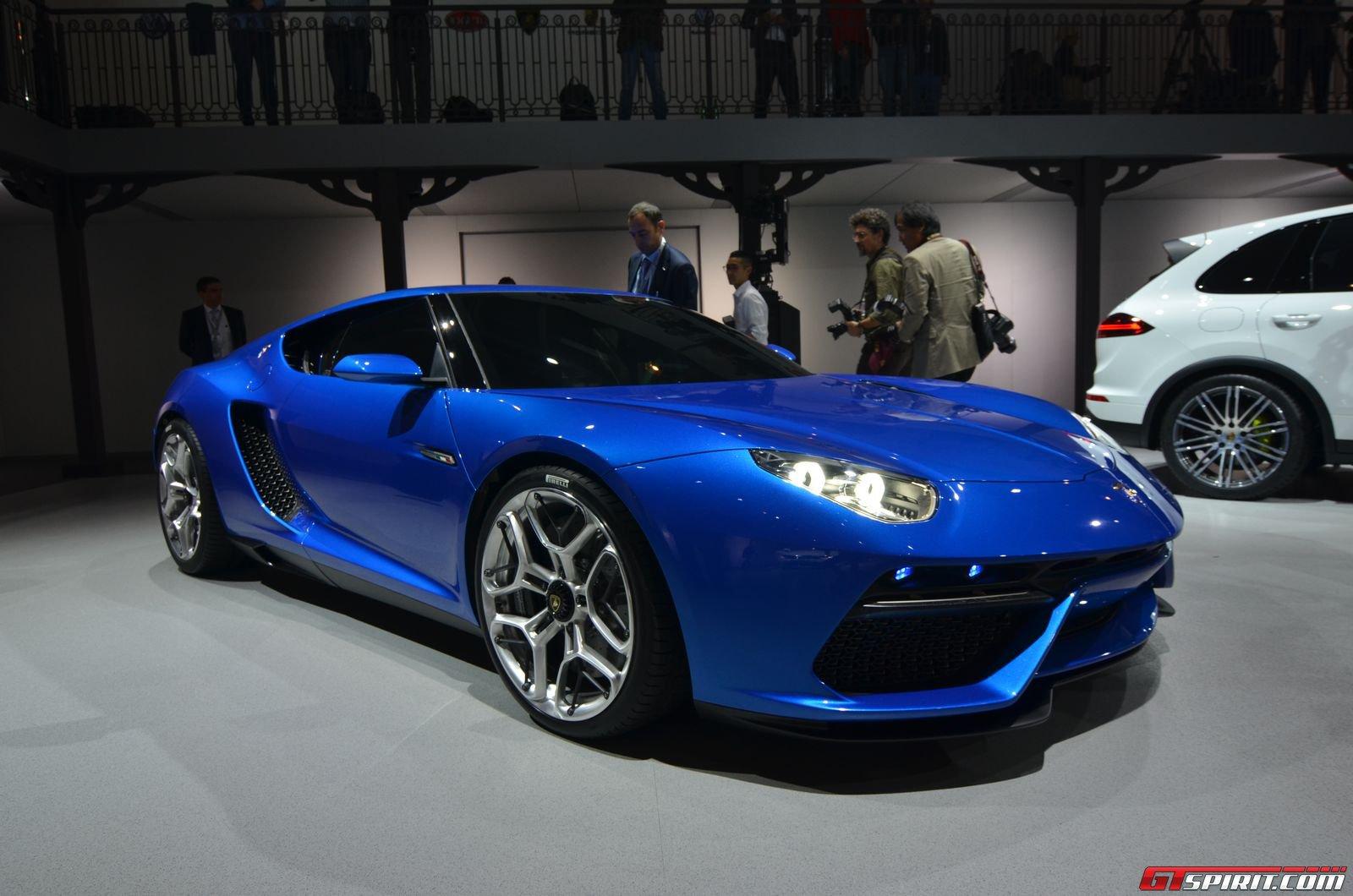 Lamborghini to Present the Asterion LP I910-4 at Villa d'Este 2015