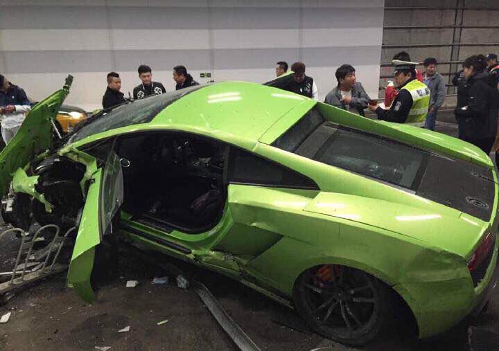 Chinese Ferrari And Lamborghini Drivers Jailed After April