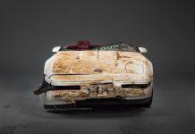 1 millionth Chevrolet Corvette being restored