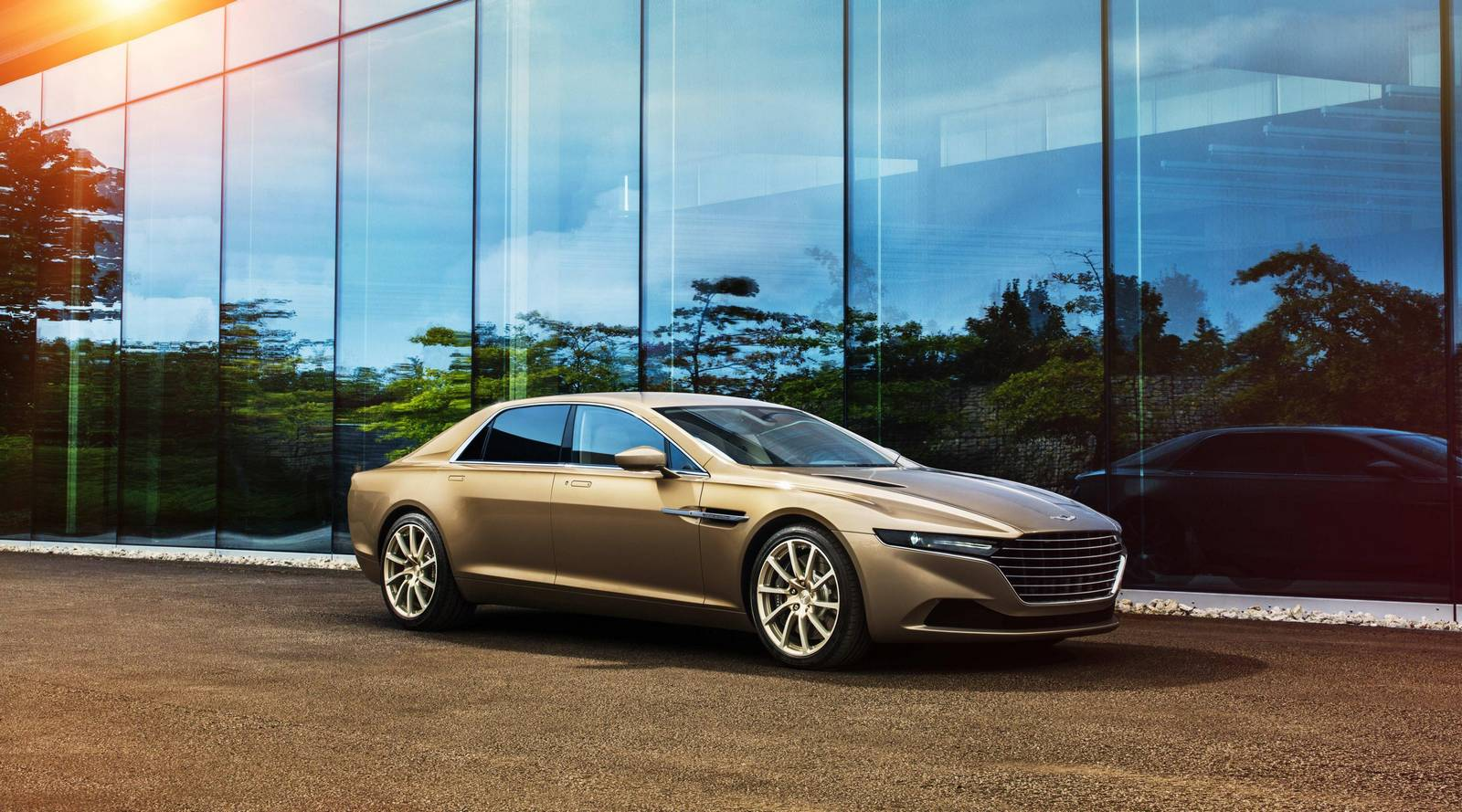 Lagonda Taraf To Lead Aston Martin Lineup At Goodwood GTspirit - Aston martin lineup