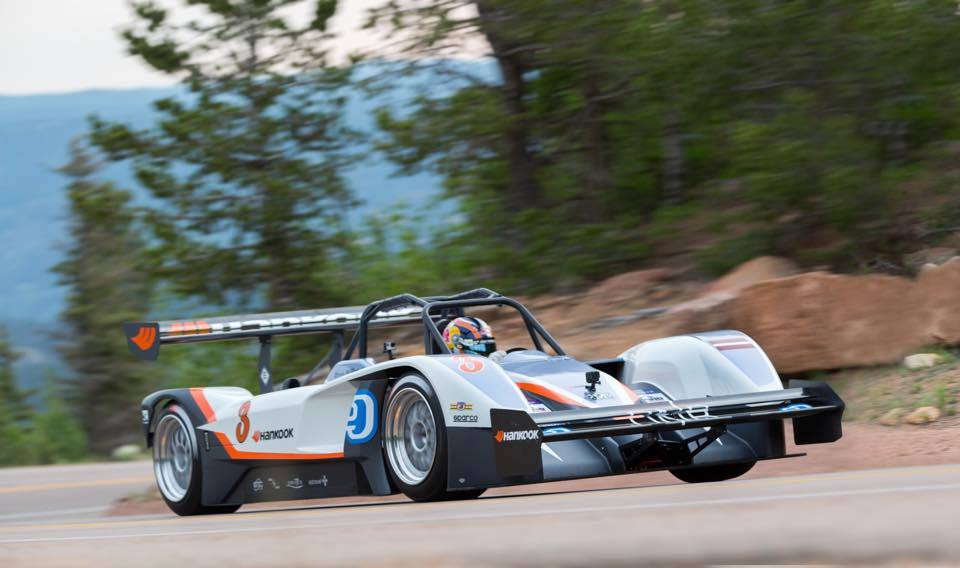 Rhys Millen Wins Pikes Peak International Hill Climb 2015