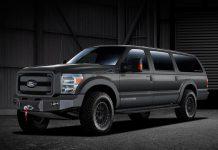 2016 Hennessey VelociRaptor SUV revealed
