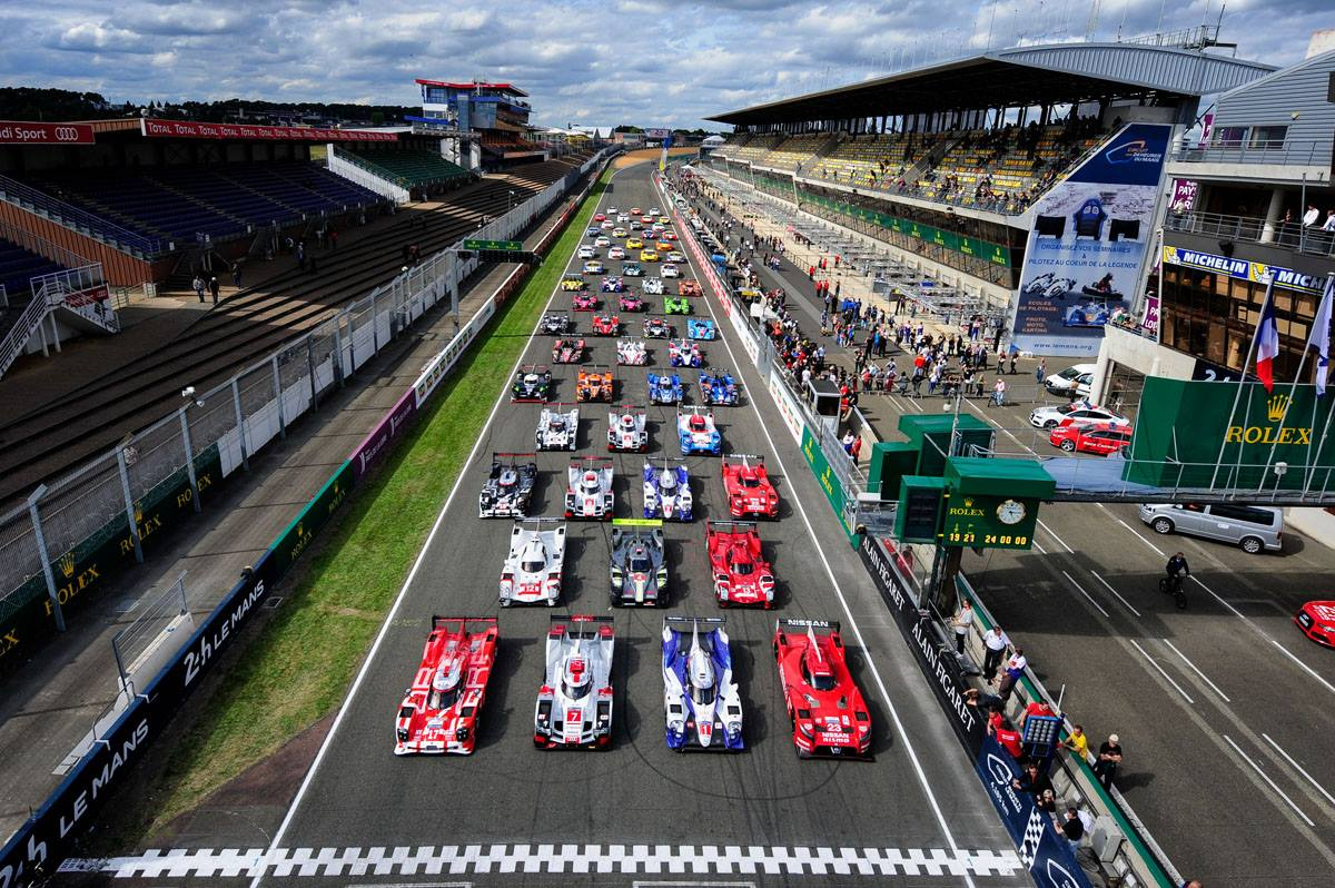 live blog 24 hours of le mans 2015 gtspirit. Black Bedroom Furniture Sets. Home Design Ideas