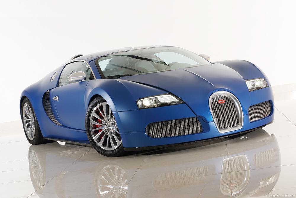 rare bugatti veyron bleu centenaire for sale gtspirit. Black Bedroom Furniture Sets. Home Design Ideas
