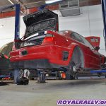 BMW M3 GTR project