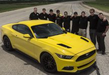 Hennessey HPE750 Ford Mustang