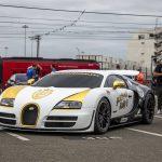 Goldrush Rally 7 Bugatti Veyron