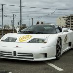Goldrush Rally 7 Bugatti EB110