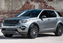 Kahn Design Land Rover Discovery Sport