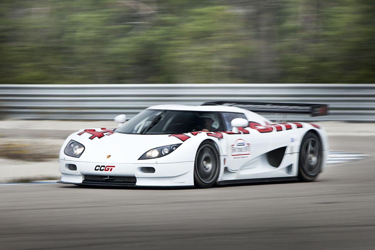 Story Behind The Koenigsegg CCGT Le Mans Racer - GTspirit