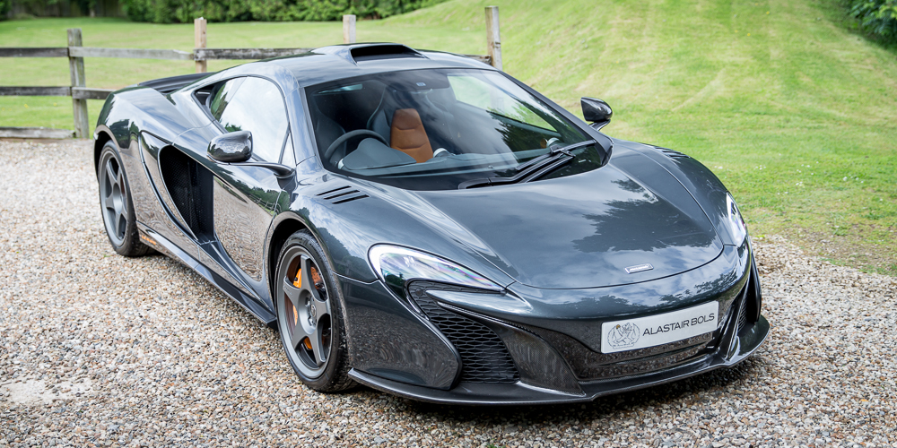rare mclaren 650s le mans for sale in the uk gtspirit. Black Bedroom Furniture Sets. Home Design Ideas
