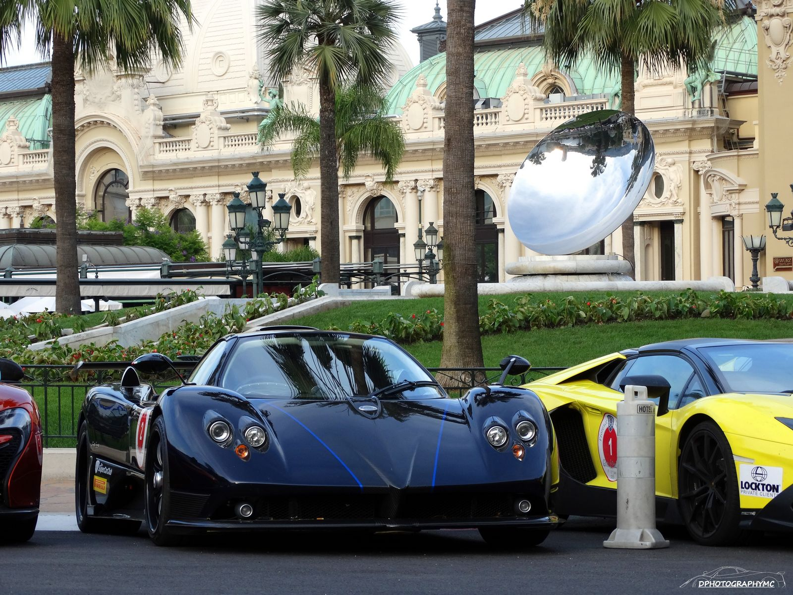 Classic Car Rental Monaco