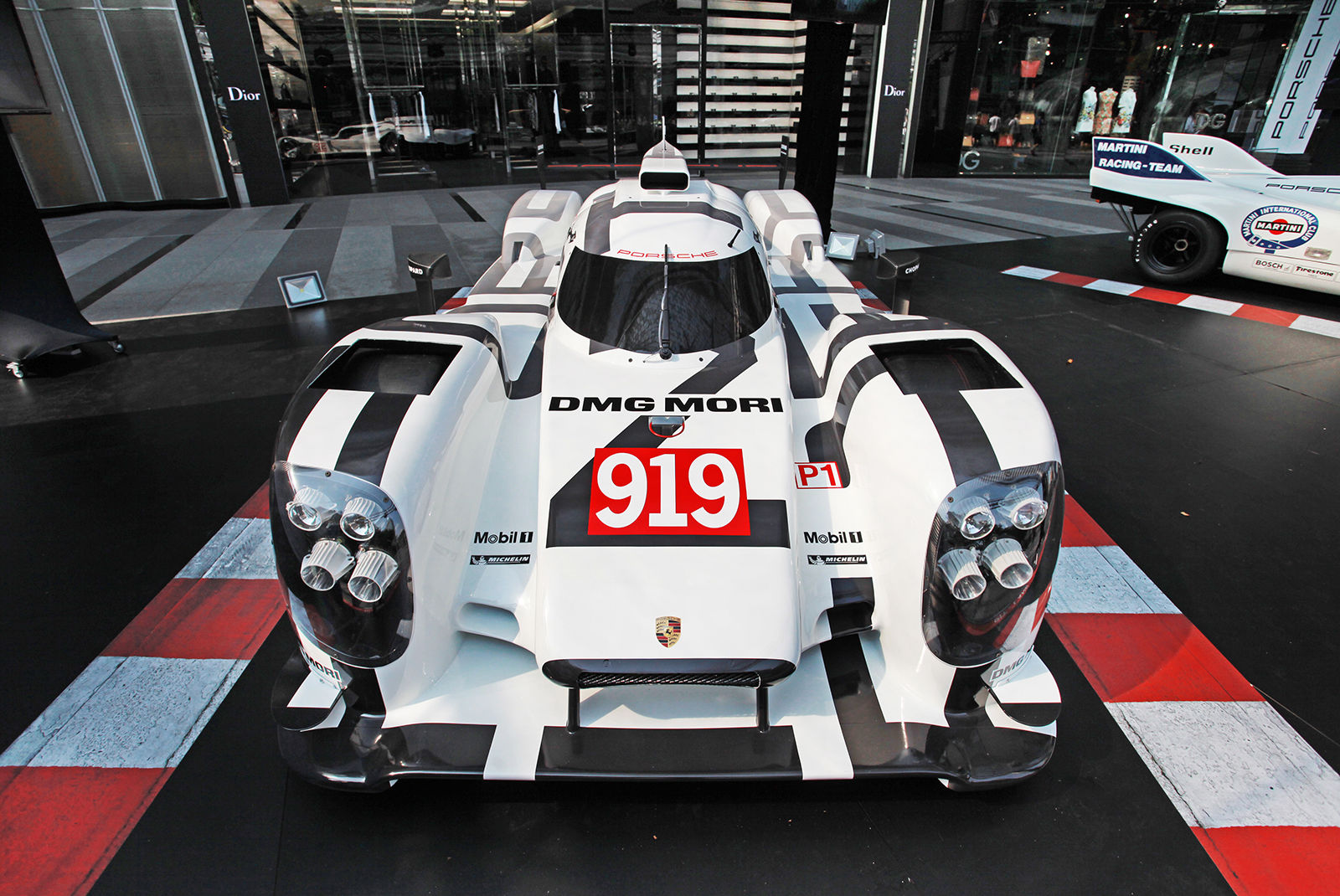 Official Porsche 919 Hybrid Replica Being Sold at Le Mans - GTspirit
