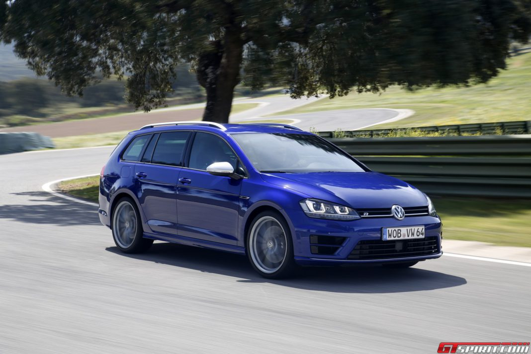 Volkswagen Golf R Variant Review