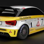 MTM Audi S1 quattro Group B Rear