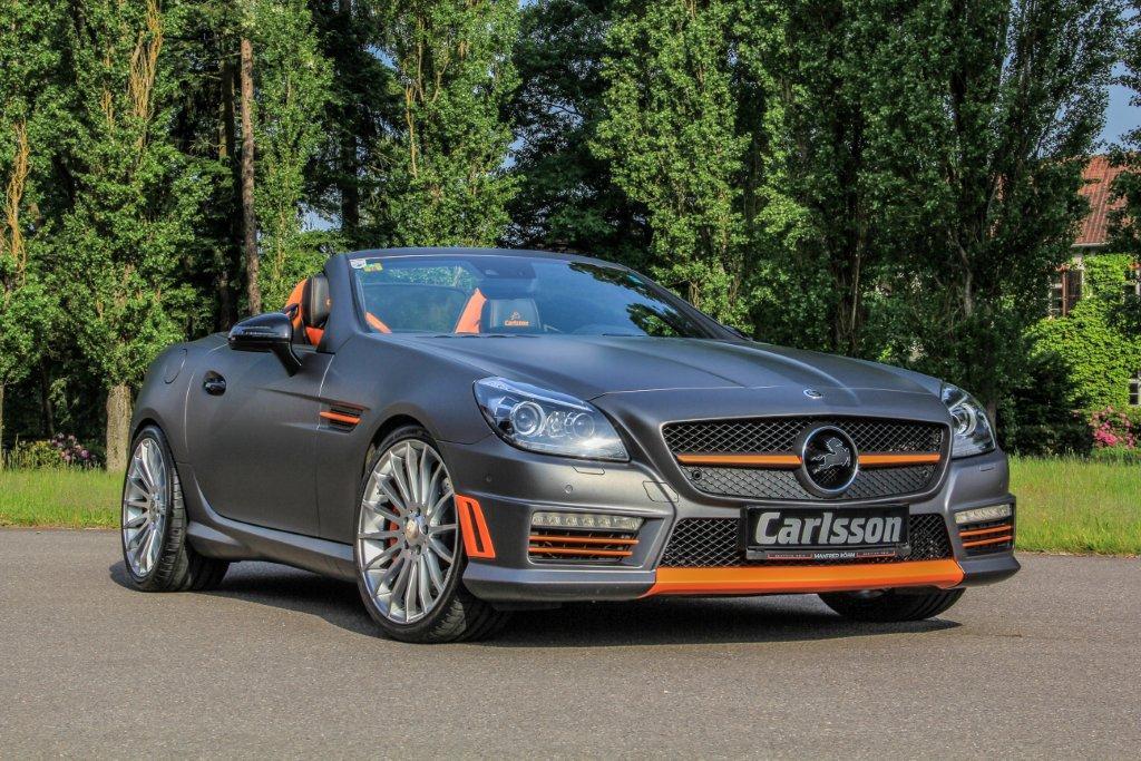 Carlsson Mercedes-Benz SLK55 AMG