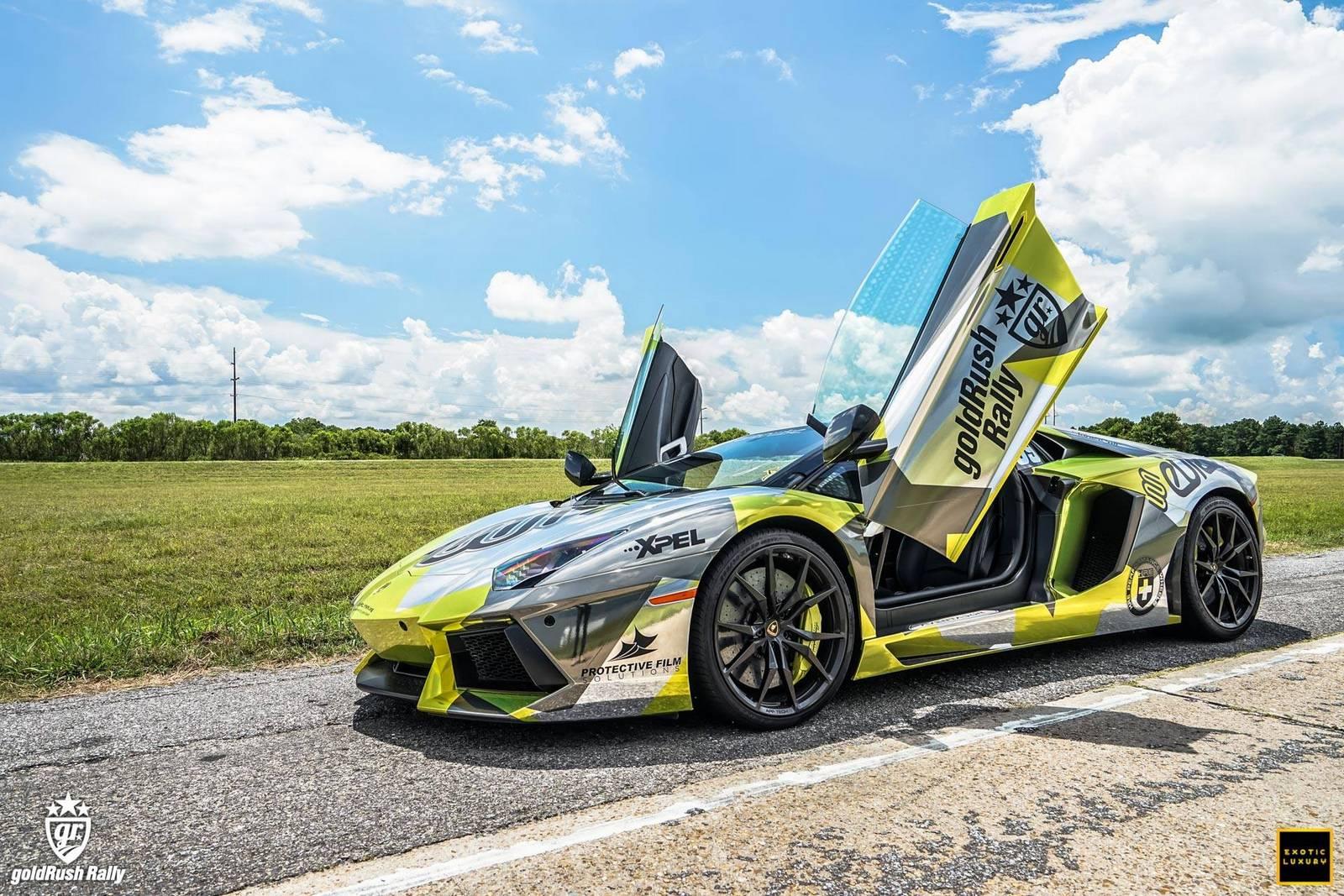 top 15 hottest cars at goldrush rally 7   gtspirit