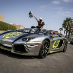 Team Salomone Lamborghini Aventador