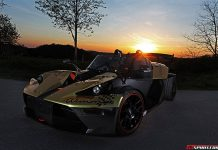 Official: KTM X-BOW GT Dubai Gold Edition by Wimmer RS