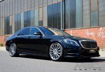 Mercedes-Benz S-Class by MEC Design