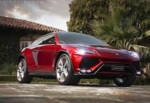 Lamborghini Urus to remain true to concept