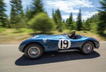 $12 Million Jaguar C-Type Works Lightweight to be Auctioned front