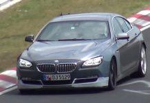 Alpina B6 Hits the Nurburgring