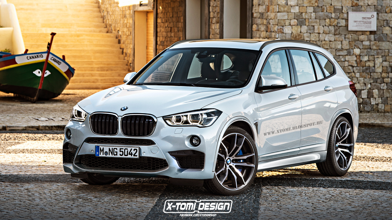 Lovely BMW X1 M Possible