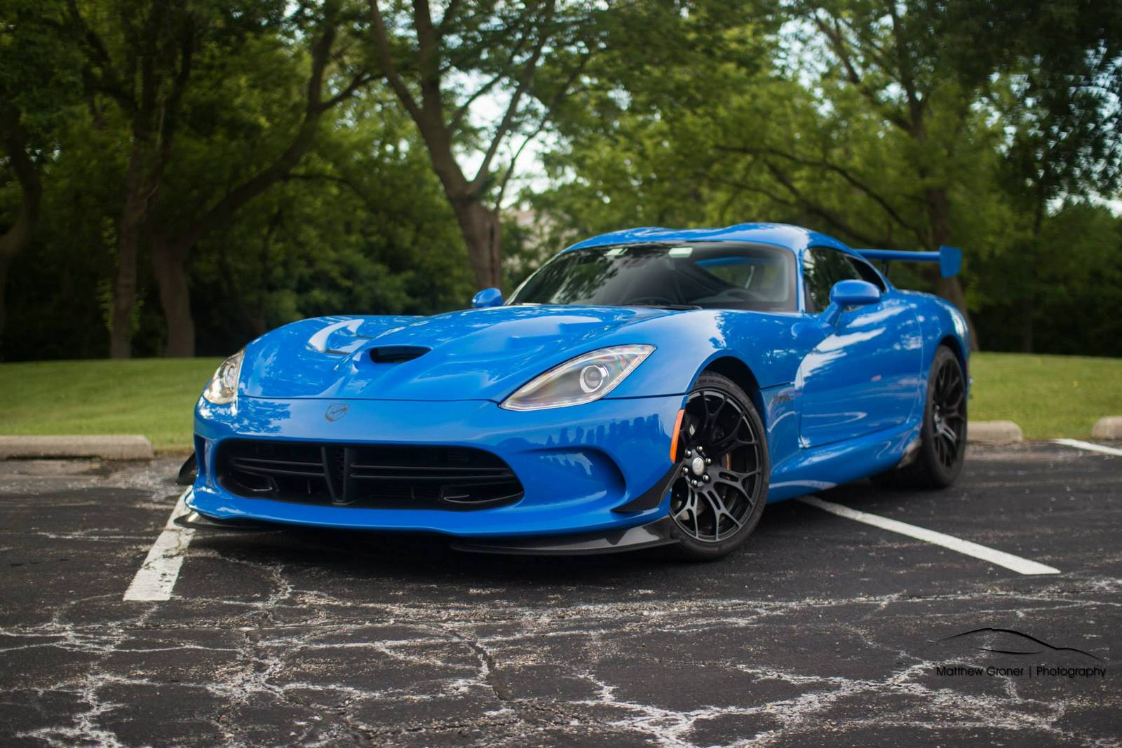 Dodge Viper 2017 Blue >> Dodge Viper Could Be Scrapped After 2017 Gtspirit