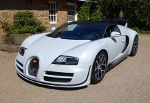 "Bugatti Veyron Grand Sport Vitesse ""Rafale"" #011 For Sale"