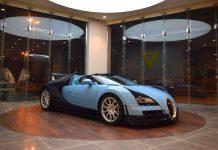 Bugatti Veyron Vitesse Jean-Pierre Wimille for sale front