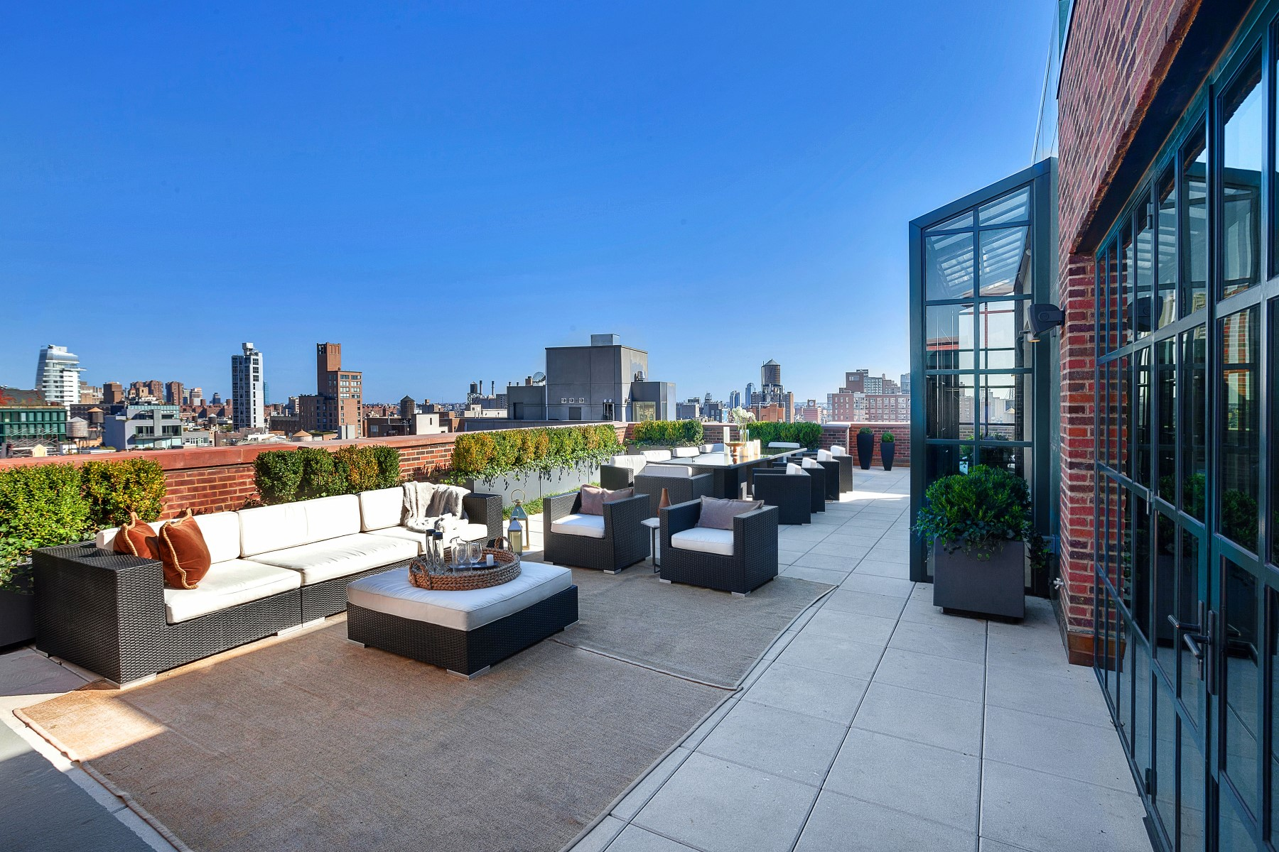 Stunning 66 million penthouse for sale in new york city for Nyc penthouse for sale
