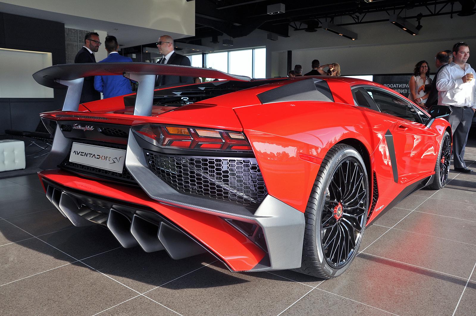 Lamborghini Calgary Grand Opening Gtspirit